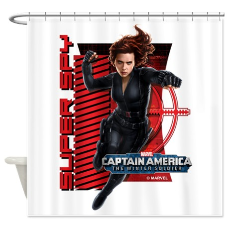 Geek musicals music theatre and all purpose geekery rolled into one - Captain america curtains ...